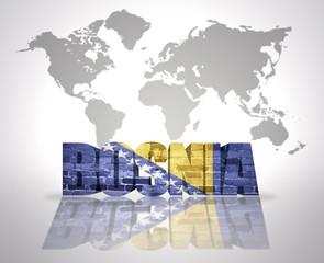Word  Bosnia