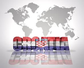 Word  Croatia