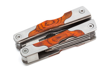 closed pocket knife