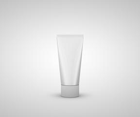 Creme Kosmetik Tube mock-up