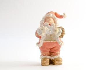 Statuette of Santa Claus (Christmas theme)