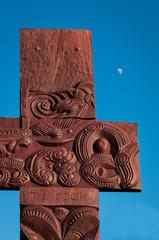 Tu Cook Carving