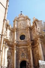 Ancient building in Valencia