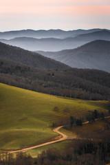 Cataloochee Valley Sunrise