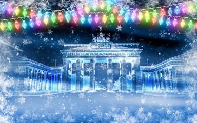 Winter Berlin