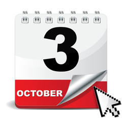 3 OCTOBER ICON