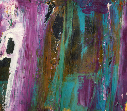 Abstract mixed media background or texture - 73271707