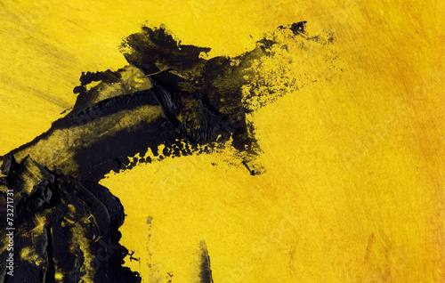 Abstract mixed media background or texture © Lizard