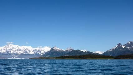 Alaska's Columbia Glacier