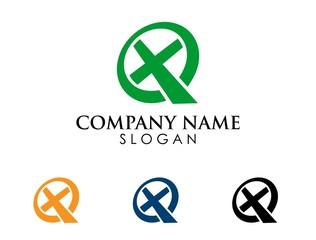 X letter logo 1