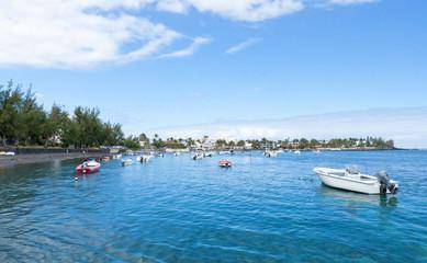 bassin Pirogue, Etang-Salé-les-Bains, île de la Réunion