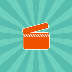 movie theme icon