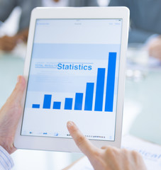 Digital Online Business Statistics Concepts