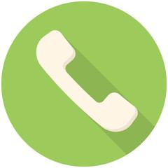 Telephone handsets icon