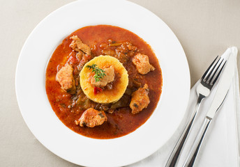 Stew- goulash