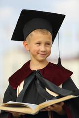 graduate of the University