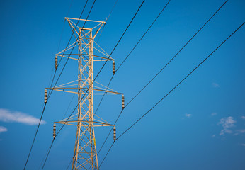 Powerlines Structure