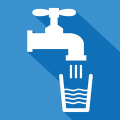 Logo eau potable.