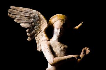Ancient Eros Statue