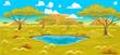 African landscape - 73285351