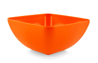 plastic salad-bowl