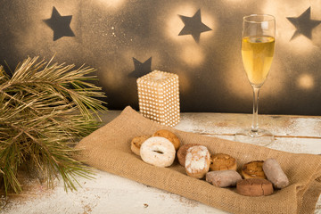 Spanish Christmas sweets