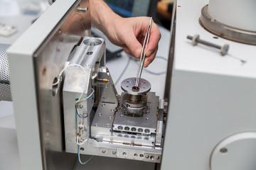 digital modern inverted microscope