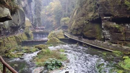 Landschaft Tschechien