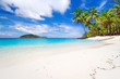 Tropical beach scenery in Thailand - 73288365