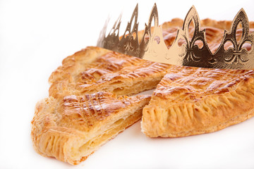 galette and crown