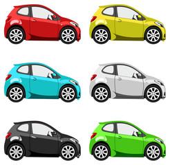 Set cars