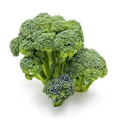 Ripe broccoli crops