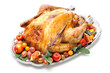 Roast turkey - 73290316