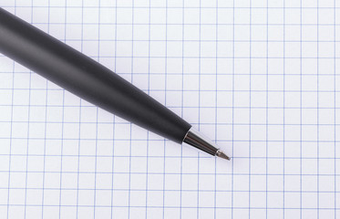 open notepad pen