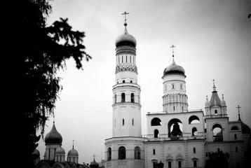 Ivan Great bell tower. Moscow Kremlin. UNESCO Heritage Site.