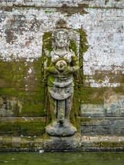 Goa Gajah temple in Bali