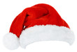 Santa hat isolated on white - 73292709