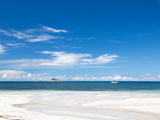 Seychellois landscape