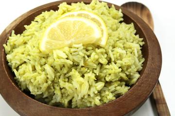 riz à l'indienne