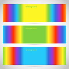 set-horizontal-banner-rainbow-gradient