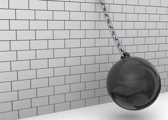 Wrecking Ball - 3D