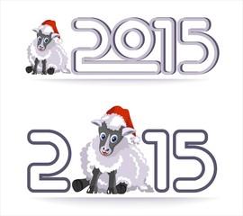 Символ года - овечка