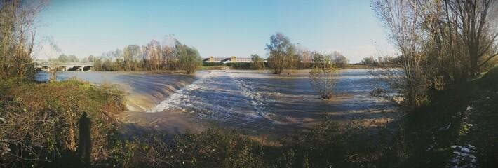 The river serio