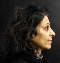 profilo femminile