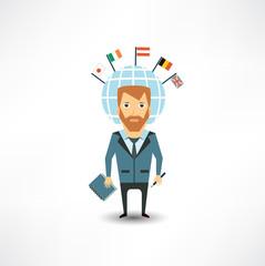 translator speak different languages