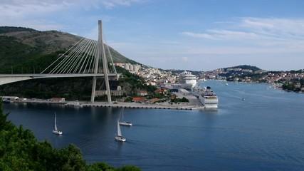 Dubrovnik Bruecke vid 01