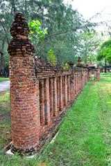 historical  wall