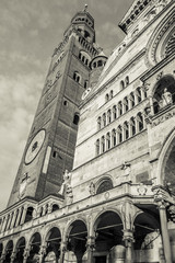 Duomo of Cremona - bell tower