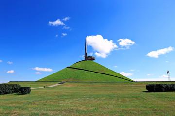 Memorial Mound of Glory in Belarus