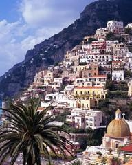 View of Positano, Italy © Arena Photo UK